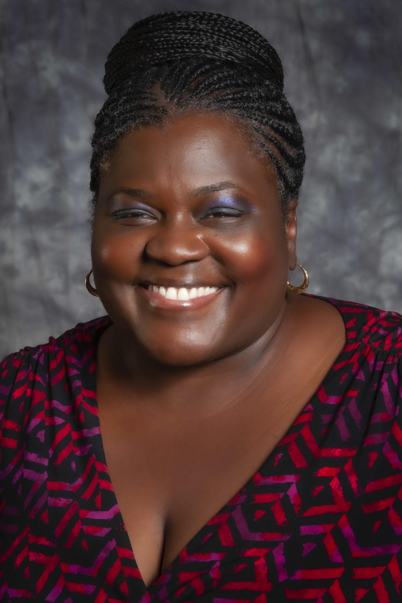 principal Karla Goins